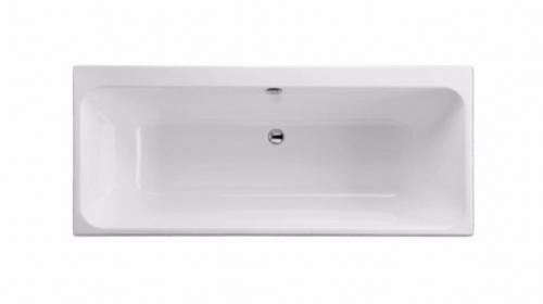 Carron Profile Duo 1700 x 700mm Double Ended Bath